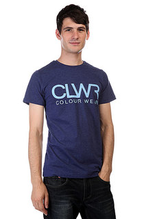 Футболка CLWR Tee Patriot Blue