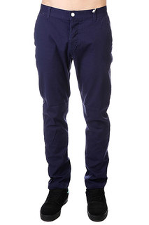 Штаны прямые CLWR Chino Patriot Blue