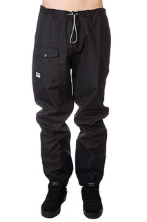 Штаны широкие CLWR Storm Pant Black
