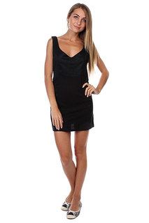Платье женское Insight Seventh Skin Dress Black