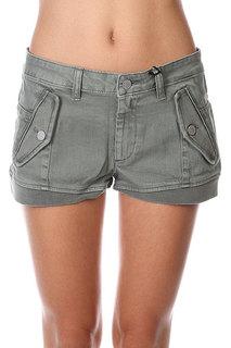 Шорты джинсовые женские Insight Dusty Sage