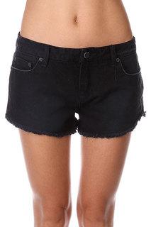 Шорты джинсовые женские Insight Pocket Rocket Short Black