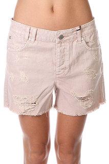 Шорты джинсовые женские Insight Baby Blush Beige