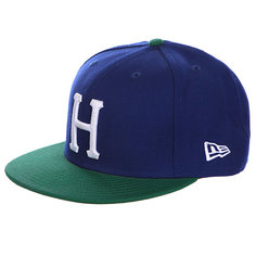 Бейсболка New Era Huf Classic Royal