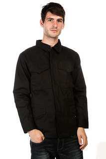 Куртка Huf X Haze Coaches Jacket Black