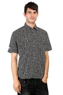 Рубашка Huf X Haze Woven Black