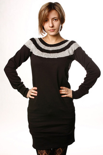 Платье женское Insight Kind Heather Dress Black