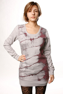 Платье женское Insight Sneak Sweater Dress Cool Grey