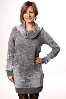 Платье женское Insight Gritty Sweater Dress Pale Grey