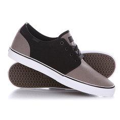 Кеды кроссовки низкие Circa Drf Bkgy Black/Gray