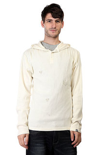 Лонгслив Insight Revol Hood Raw White