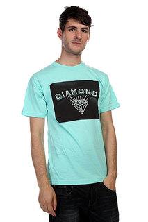 Футболка Diamond Jewlers Row Diamond Blue