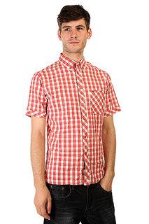 Рубашка в клетку Element Stock Berry