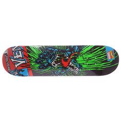 Дека для скейтборда для скейтборда Santa Cruz Marvel Hand Venom 32 x 8.3 (21.1 см)