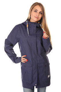 Куртка парка женская Colour Wear Jetty Parka Patriot Blue Clwr