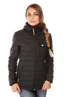 Пуховик женский Colour Wear Cub Jacket Black Clwr