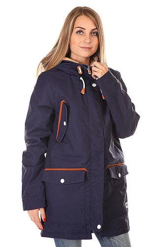 Куртка парка женская Colour Wear Range Parka Patriot Blue