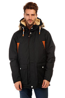 Куртка парка CLWR Stock Parka Black