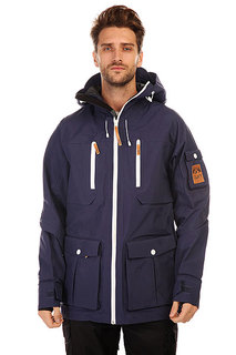 Куртка парка CLWR Falk Jacket Patriot Blue