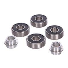 Подшипники для скейтборда Apex Wheel Ceramic Bearings - 4 Pack Grey