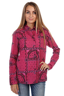Блузка женская Insight Bandana Cotton Shirt Potion Bandana