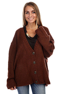 Кардиган женский Insight Mohican Cardigan Burnt Peach