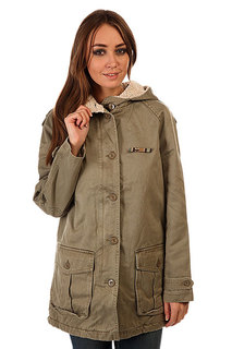 Куртка женская Insight Hot Fuzz Jacket Camo Green