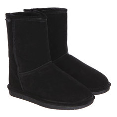 Угги женские Bearpaw Emma Short Black Ii Black