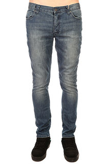 Джинсы узкие Insight City Riot Slim Classic Blue
