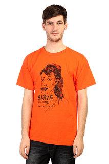 Футболка Slave You Want Some? Orange