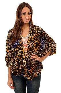 Кардиган женский Insight Royal Serpentine Kimono Top Black