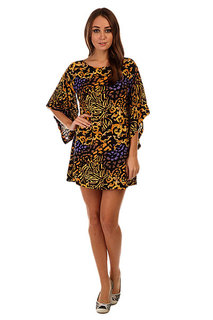 Платье женское Insight Royal Serpentine Dress Black