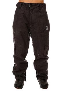 Штаны сноубордические Santa Cruz Rock Pant Black