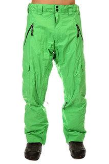 Штаны сноубордические Santa Cruz Alpha Green