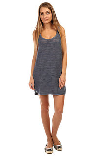Платье женское Insight Chimes Dress Pasadena Blue