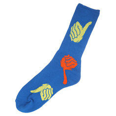 Носки Bro Style Thumbs Up Sock Blue