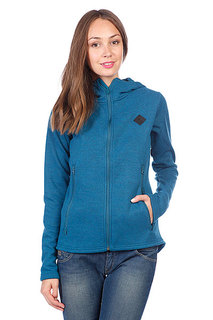 Толстовка женская Burton Wb Minette Fleece Cerulean Heather