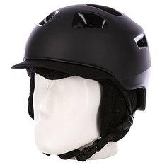 Шлем Bern G2 Matte Zipmold Black 2tone w/ Audio