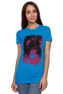 Футболка женская Dragon Decadence Girls Turquoise