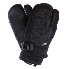 Перчатки Pow Villain Glove Black