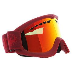 Маска для сноуборда Dragon Dx Epoch/Red Ionized