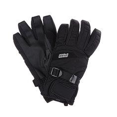 Перчатки сноубордические Pow Short Glove Black