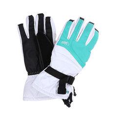 Перчатки сноубордические женские Pow Falon Glove Atlantis