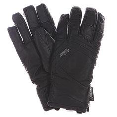 Перчатки сноубордические женские Pow Stealth Tt Gtx Glove Black