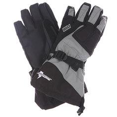 Перчатки сноубордические Pow Tormenta Glove Gauntlet Grey