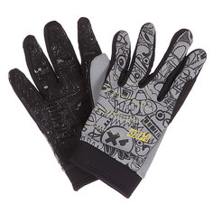 Перчатки сноубордические Pow High 5 Print