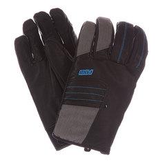 Перчатки сноубордические Pow Villain Glove Black
