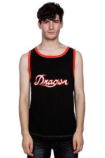 Майка Dragon Piston Jersey S11 Ss Black
