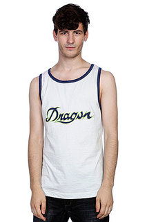 Майка Dragon Piston Jersey S11 Ss Grey