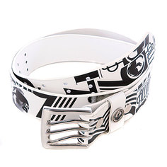 Ремень Dragon Future Fixx Belt White